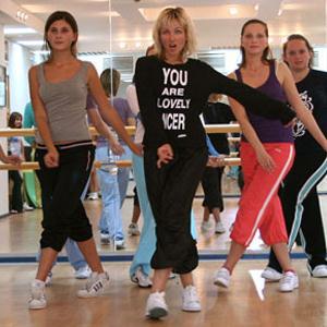 Школы танцев Советского