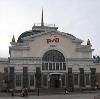 Железнодорожные вокзалы в Советском