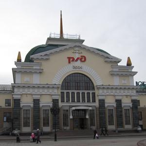 Железнодорожные вокзалы Советского